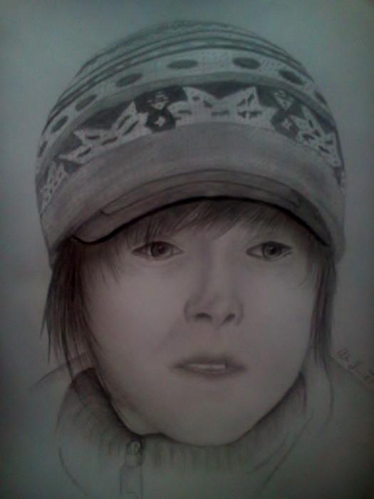 Ellen Page by Piotrekosp